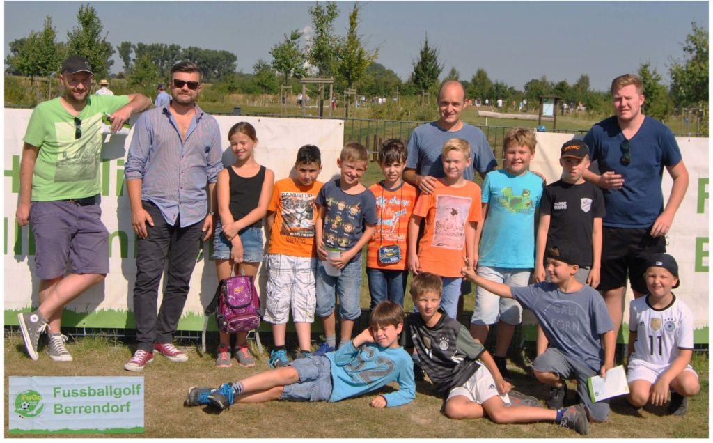 Fussballgolf in Berendorf
