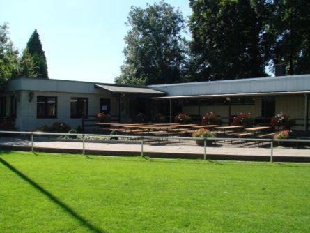 Clubhaus – geänderte Öffnungszeiten