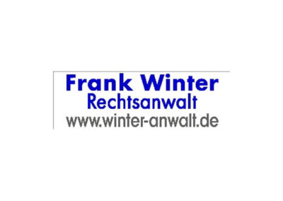 Rechtsanwalt Frank Winter