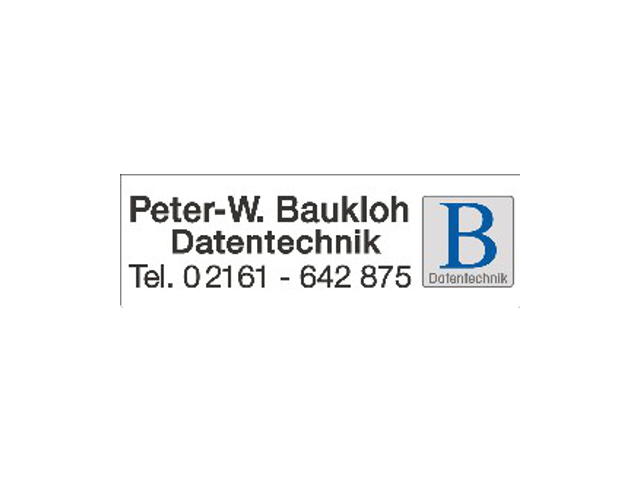 Baukloh Datentechnik
