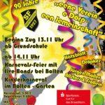 Karneval 2017 – Das Motto