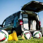 DFB-Mobil zu Gast in Neersbroich