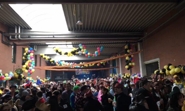 Unterstützung für Karneval