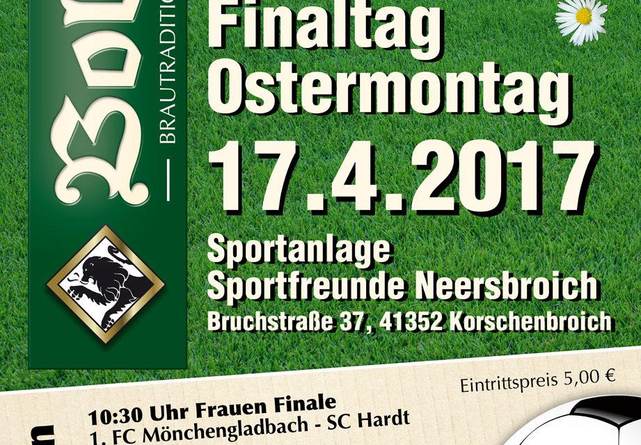 Bolten-Kreispokal in Neersbroich