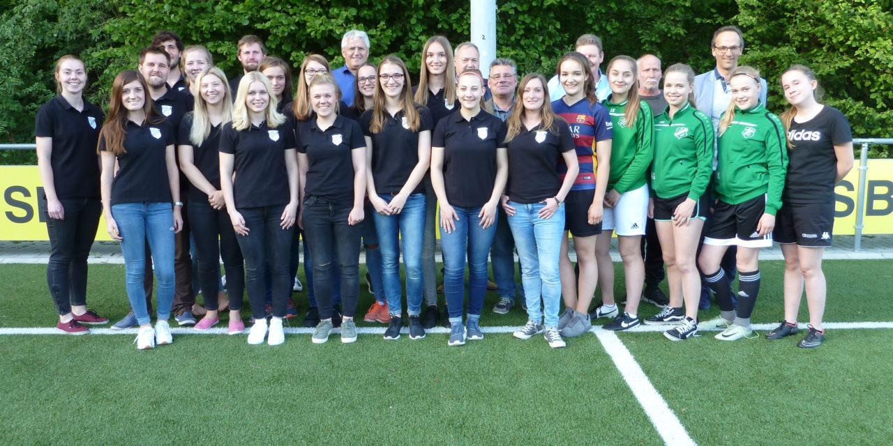 Kooperation im Frauen-/Mädchenfußball