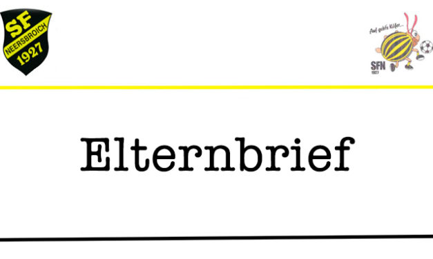 Elternbrief April 2020