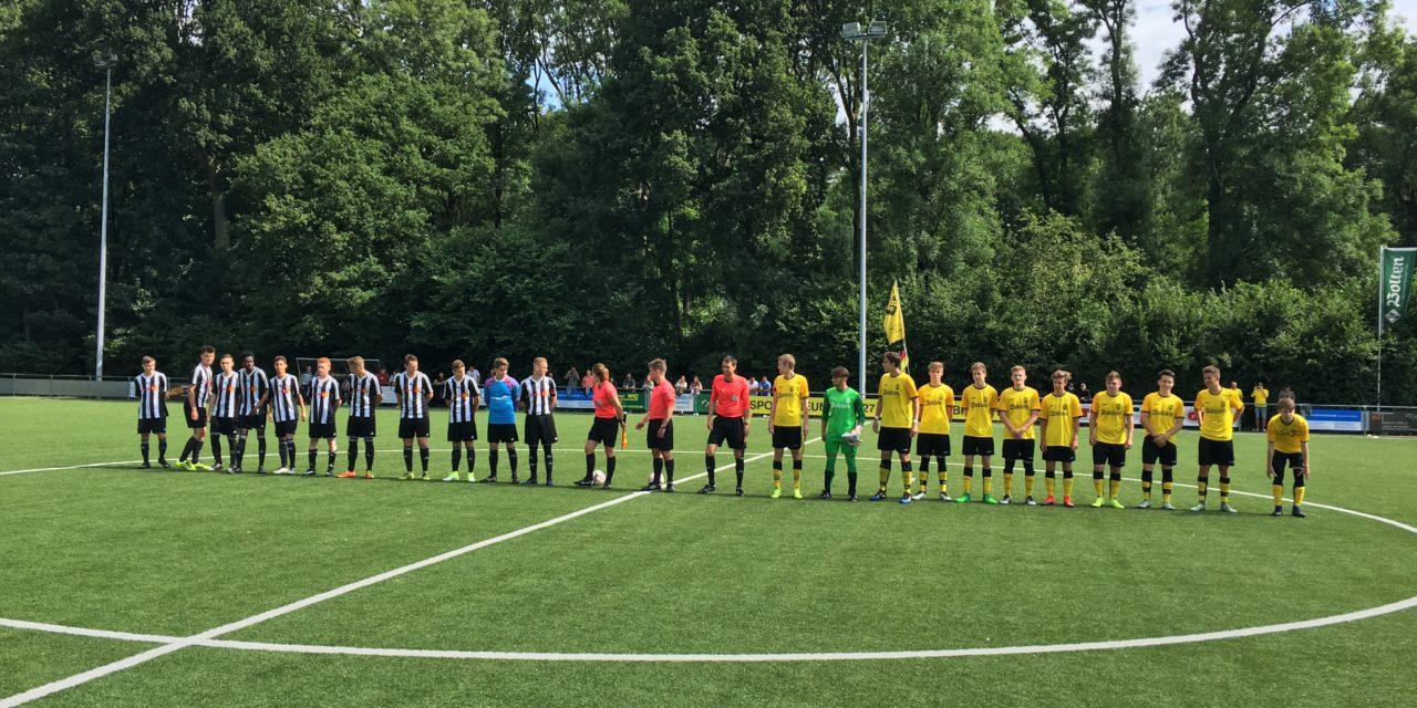 A-Jugend unterliegt im 2. Qualifikationsspiel