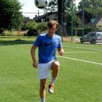 Neersbroicher Eigengewächs geht zum Studium in die USA – Traumziel: Fußballprofi