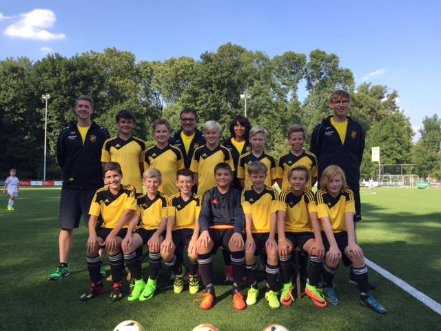 9. Juni 2018: Kreispokalfinale in Neersbroich