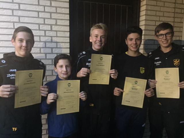 5 neue Jugend-Trainer