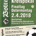 Bolten Kreispokal in Neersbroich