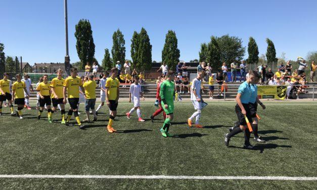 A-Jugend – Quali: 1:4 Niederlage im Entscheidungsspiel