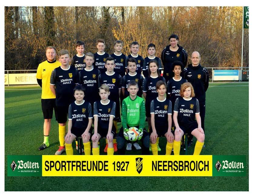 E-Jugend 2017 / 2018