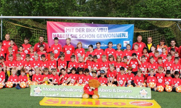 Absage Mobiles Fußballcamp 2020 – Osterferien