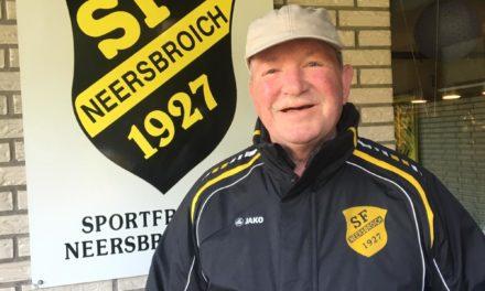 Die Sportfreunde Neersbroich trauern um Reiner Meißner