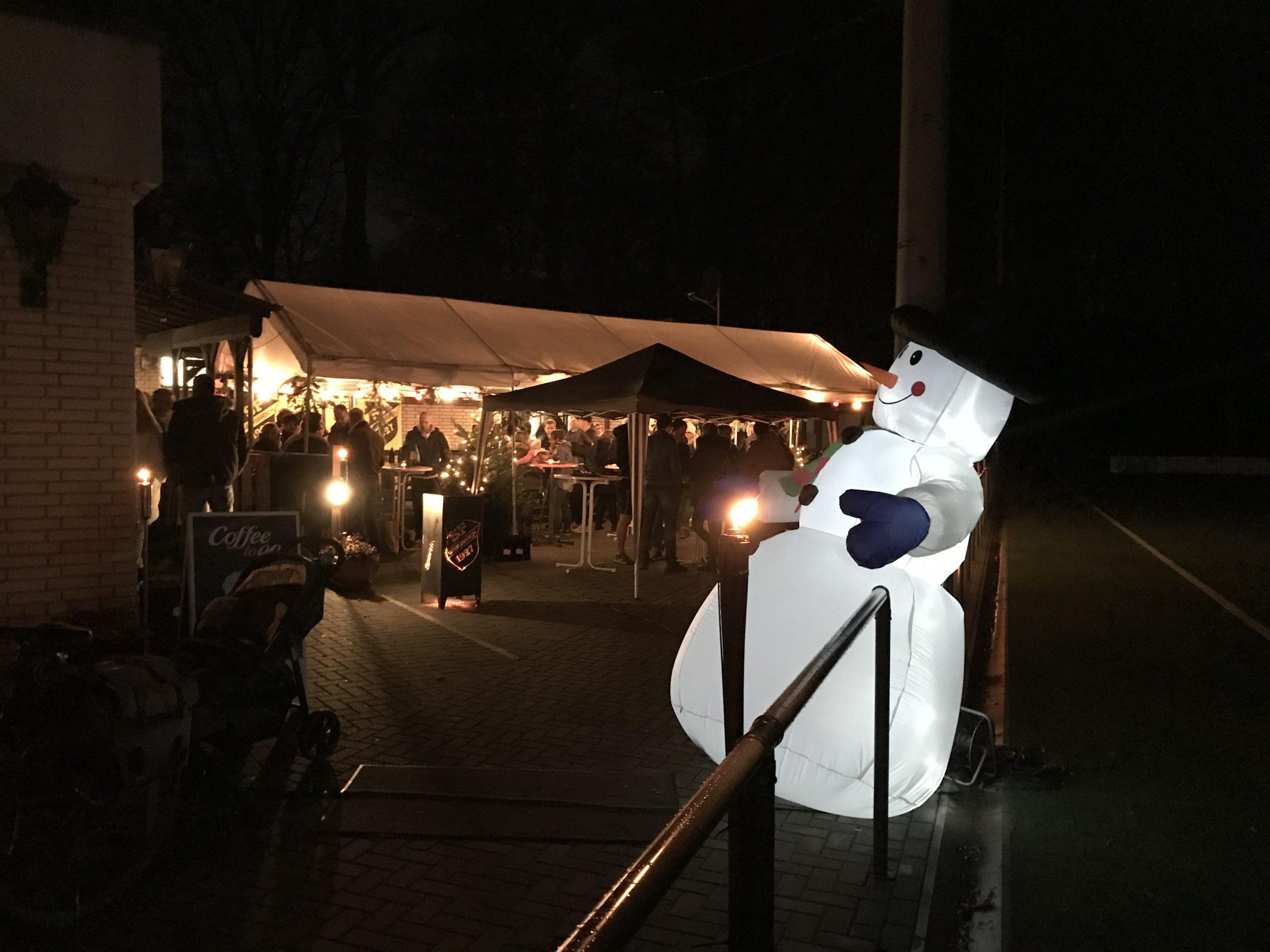 Weihnachten bei den Sportfreunden Neersbroich