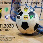 4. SFN Reserve Hallenturnier 2020
