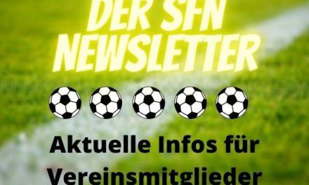 SFN Newsletter abonnieren !