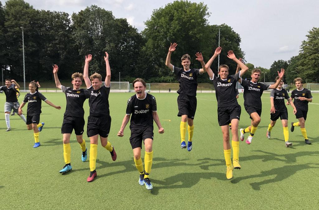 B-Jugend qualifiziert für Sonderliga